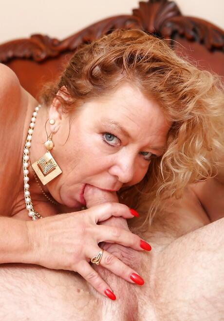 Mature Deepthroat Photos