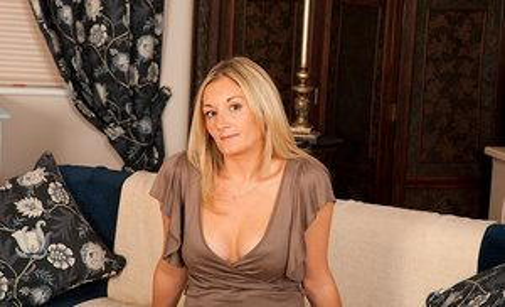 Blonde Mature Photos