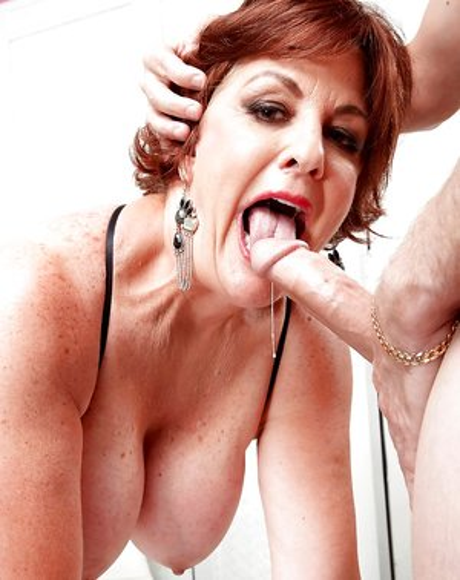 Cock Suck Mature Photos