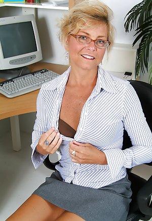 Office Mature Photos