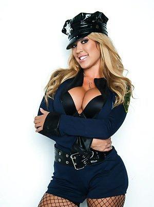 Mature Police Photos