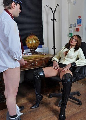 Mature Mistress Photos