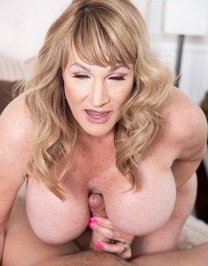 Mature Titty Fuck Photos