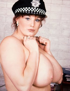 Mature Police Photos