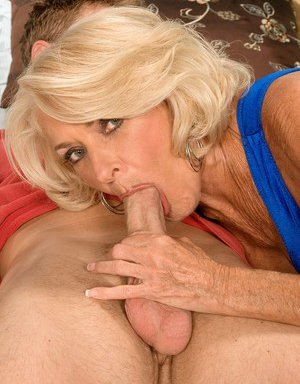 Mature Blowjob Photos